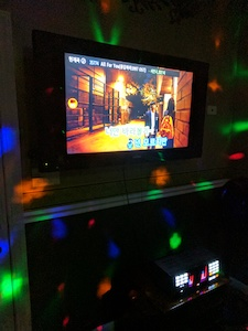 Karaoke Room in Indianapolis